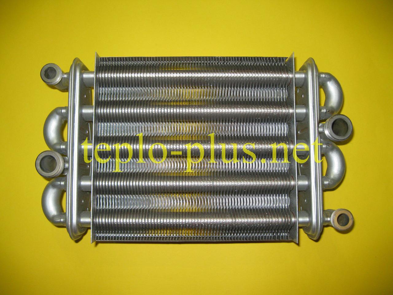 Теплообменник битермический 18 кВт 2.55.35.064.02 TeploWest (ТеплоВест)