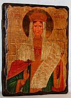 """Икона под старину """"Александра святая страстотерпица"""""""
