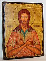 """Икона под старину """"Алексий, человек Божий"""""""
