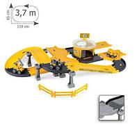"""Игровой набор Стройка """"Kid Cars 3D"""" Wader(Вадер), 53340-3.7метра"""
