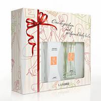 Perfumed Set With Balsam №5 - женский подарочный парфюмированный набор