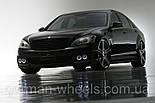 """Диски 19"""" WALD Mercedes S W221 / CL W216, фото 4"""