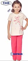 Пижама для девочек Baykar (футболка и штаны)