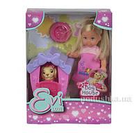 Кукольный набор Эви Дом моего щенка Steffi & Evi Love 5735867