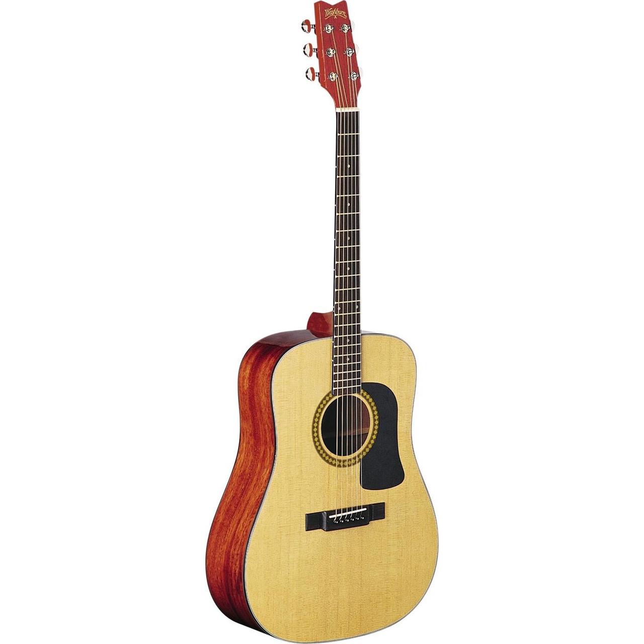 Акустическая гитара Washburn D10S