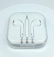Оригинальная гарнитура / Наушники Apple EarPods iPhone 5/5s/5c Original / Оригинальные