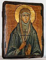 """Икона под старину """"Елисавета святая преподобномученица великая княгиня"""""""