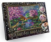 Алмазная живопись большая, Сакура (DM-01-05), фото 1