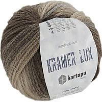 Пряжа Kartopu Kramer Lux CPK002 (Картопу Крамер Люкс)