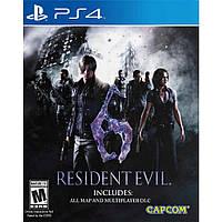 Resident Evil 6 (Недельный прокат аккаунта)