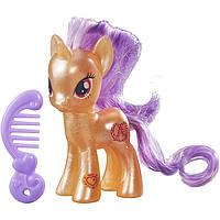 My Little Pony Май литл пони Претцель с блесточками Pretzel Doll Hasbro