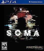SOMA (Недельный прокат аккаунта)