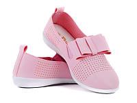 Балетки женские Pink (9-195 pink) | 8 пар