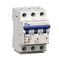 Автоматический трехполюсный выключатель  КЭАЗ (Курск) OptiDin ВМ 63 3/50А