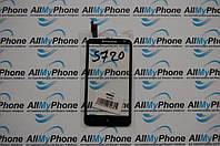 Сенсорный экран для мобильного телефона Lenovo S720 черный