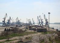 Ренийский порт увеличил грузооборот за счет перевалки зерна