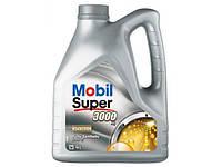 "Масло ""Мobil"" Super 3000  5W-40 4л"