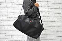 Спортивная сумка Reebok 114638 багажная дорожная искусственная кожа плечевой ремень 50см х 30см х 25см