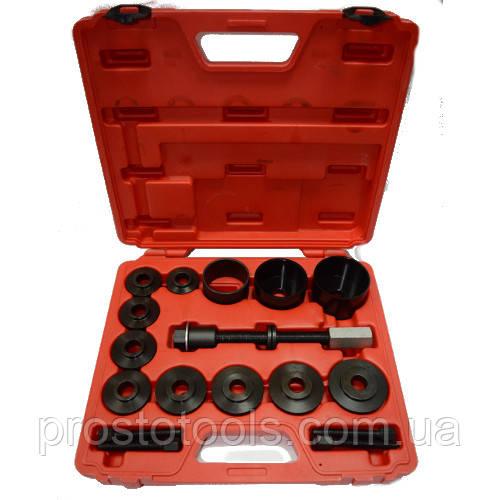 Набор для снятия подшипников передних ступиц Heshitools HS-E3416