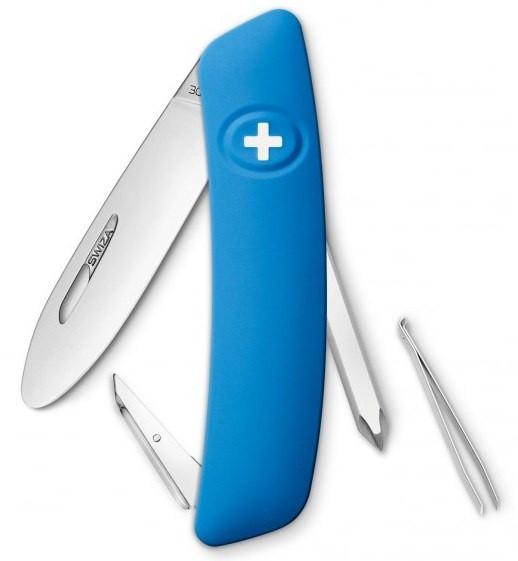 Нож Swiza J02 Junior, синий 211031