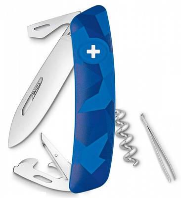 Нож Swiza C03 Livor,синий 302030