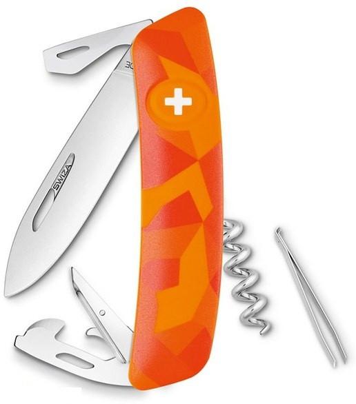 Нож Swiza C03 Luceo,оранжевый 302070