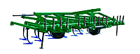 Культиватор навесной КПС-4