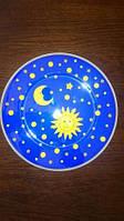 Villeroy&Boch,Paloma Picasso Sun,Moon and Stars 30 cm,декорація тарілочка