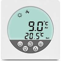 Терморегулятор хорошего качества для теплого пола Termo+ A015 16A с коммутацией нагрузки 3,6кВт.  Код: КГ559