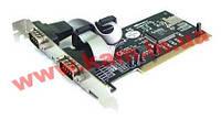 Контроллер STLab RS232 (COM) 6 каналов PCI 32bit 33/ 66MHz Замена I-180 (I-450)