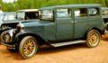 Volvo PV4 - 4-дверный седан 1927 года