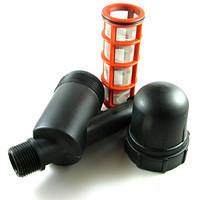 """Фильтр 1 1/2"""", сетчатый,  (150 мкм, до 10 м.куб/ч, до 7 bar)"""