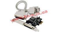 POS Контроллер STLab RS232 (COM) 2 канала PCI-E (CP-120)