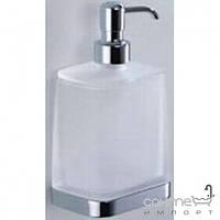 Аксессуары для ванной комнаты Colombo Design Дозатор для жидкого мыла, настенный Colombo Time W4280