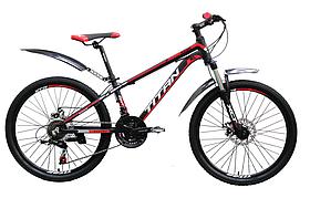 """Підлітковий велосипед Titan Atlant 24"""" 2019"""