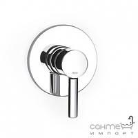 Смесители Roca Декоративный набор для душа (ручка + панель для встраиваемого смесителя для душа) Roca Targa A525843800 Хром