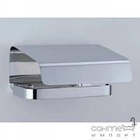 Аксессуары для ванной комнаты Colombo Design Держатель для туалетной бумаги с крышкой Colombo Time W4291
