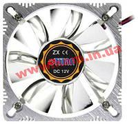 Вентилятор TITAN TFD-A8025L12Z(RB) - Aluminium series, 80x80x25мм, 2000rpm, 22.6 (TFD-A8025L12Z(RB))
