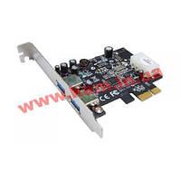 Контроллер STLab USB 3.0 2 канала (2вн.) NEC PCI-E (U-710)