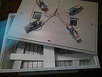 Инкубатор автоматический инкубационно-выводной Курочка Ряба с электронным таблом