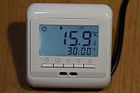 Термостат отопления с еженедельным программированием Termo+ A009 30A для теплого пола. Качественный Код: КГ563