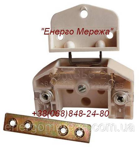 Выключатель ВБ 5-2 (с пластиной), фото 2