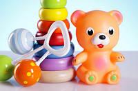 Выбираем игрушки для малышей от рождения до 1 года