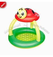 Детский Бассейн Bestway 52181 с надувным дном