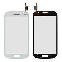 Сенсор (тачскрин) Samsung i9060, i9062 Galaxy Grand Neo Duos белый