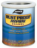 Красная Rust Proof AnyWay Enamel (США) 0,946