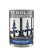 Краска с металлической крошкой Ferolac (0,75 кг)