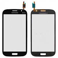 Сенсор (тачскрин) Samsung I9080 Galaxy Grand, I9082 Galaxy Grand Duos синий