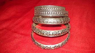 Браслет кольцо