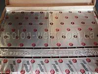 Виброизоляция Виброфильтр Акустик 3 мм, размер 70х50 см.